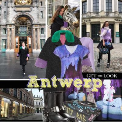My Look: Antwerp
