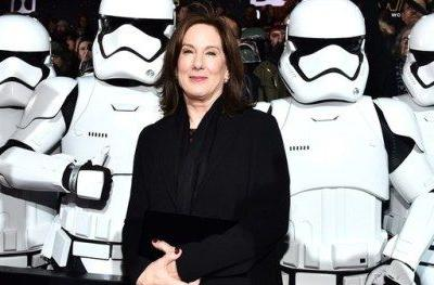 Kathleen Kennedy to Rule Star Wars for 3 More Years as Lucasfilm