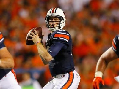 Auburn quarterback Sean White arrested for public intoxication