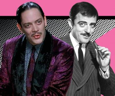 Gomez Addams Is the Sexiest Halloween Hottie of All Time