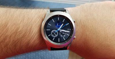 Tizen update brings new apps, features and more to the Gear S3