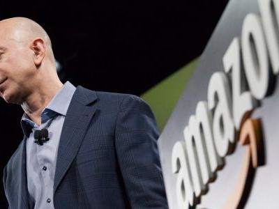 Amazon slides after Trump tweets his 'concerns' about the e-commerce behemoth
