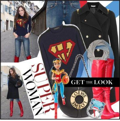 My Look: Superwoman