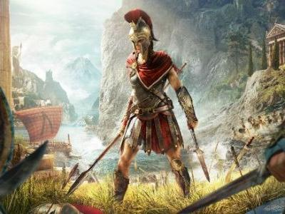 Ubisoft Reveals Reversible Cover Art for Assassin's Creed Odyssey