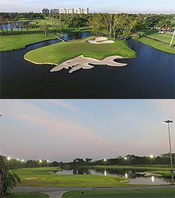 Thana City Golf & Sports Club shows its potential to become a leading golf course in Asia