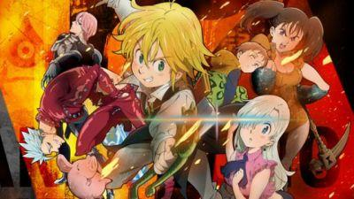 The Seven Deadly Sins Game Announced for PS4