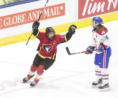 U.S.-based women's hockey league OKs plan to expand to Canada after CWHL folds