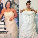 You Have to See the Photos of Victoria in Her Wedding Dress After Losing 110 Pounds!
