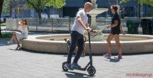 Uber in rumoured talks to buy an electric scooter startup