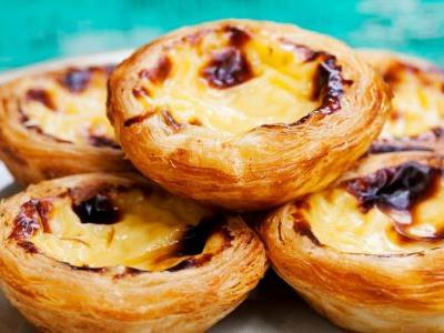 Here's where you can get the best egg tarts in KL