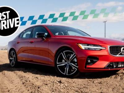 The 2019 Volvo S60 Polestar Engineered Has 416 HP but the R-Design Feels Like the Real Sports Sedan