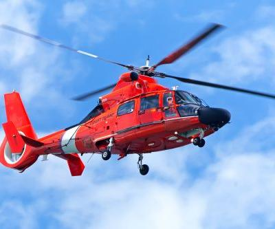 Dad with a hunch hires helicopter, finds injured son trapped in car
