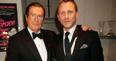 James Bond Actors Pay Tribute to Sir Roger MooreDaniel Craig