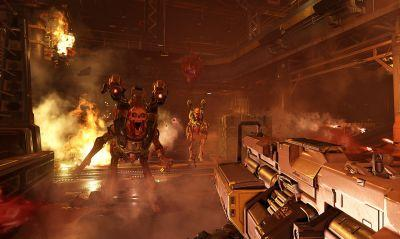 All multiplayer DLC will be free with Doom's 6.66 update