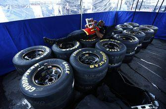 The Latest: Early crash as Bristol race gets underway