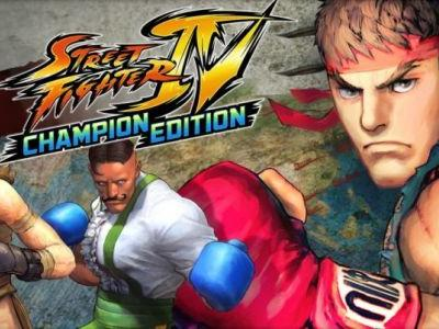 And the battle begins, Street Fighter IV Champion Edition is here