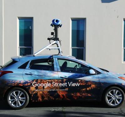 Google's Street View cars are now giant, mobile 3D scanners