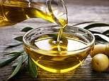 A tablespoon of olive oil a day could add years to your life by slashing stroke and cancer risk