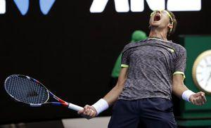 Istomin credits coach for upset over Djokovic