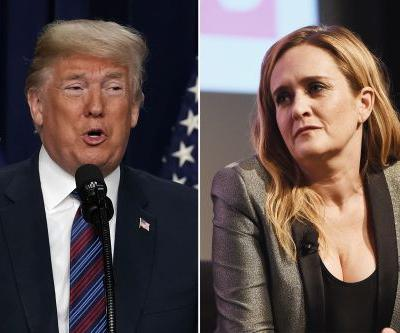 Trump asks why Samantha Bee hasn't been fired yet