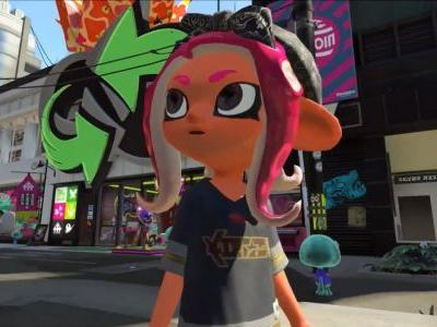 Get ready for the Octoling amiibos with this nifty trailer