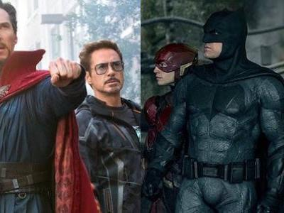Avengers: Infinity War's Writers Have Some Advice For The DCEU