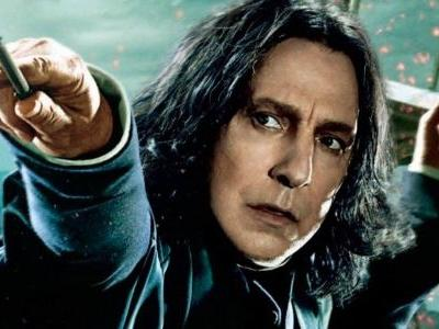 Harry Potter Author Reveals Real-Life Inspiration Behind Snape's First Name