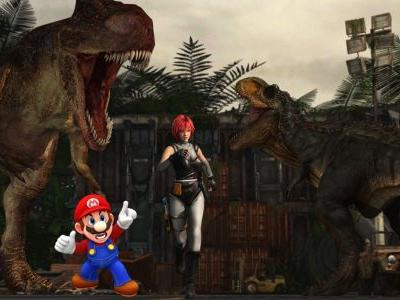 Super Mario Theme Discovered Hidden in Dino Crisis 2 | Game Rant