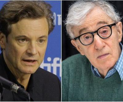Colin Firth will never work with Woody Allen again
