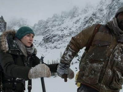 Stranded Without A Script: 'The Mountain Between Us'