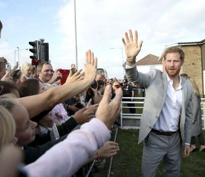 Why You'll Never See Prince Harry With Tattoos