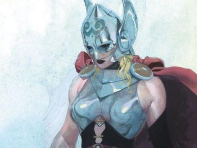 Karl Urban Says Female Thor Movie Is 'Overdue' in the MCU