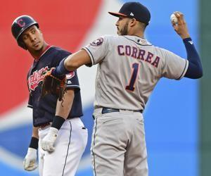 Astros rally vs Miller, pour it on for 11-2 win over Indians