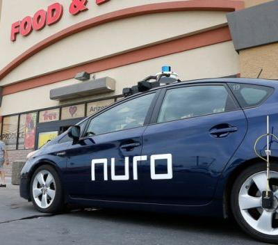 Domino's Pizza to test unmanned, autonomous vehicles for deliveries in Texas