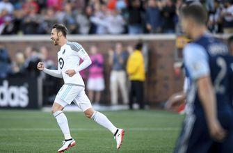 Minnesota rallies for 2-2 draw with Whitecaps