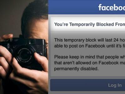 Facebook Blocks Photog for Saying He Was 'Shooting a Few Christians'