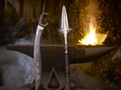 YouTuber Creates Creates Replicas Of Assassin's Creed Odyssey Weapons