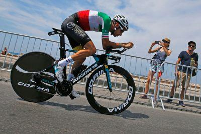 The Latest: Phinney says Marseille TT good for Froome