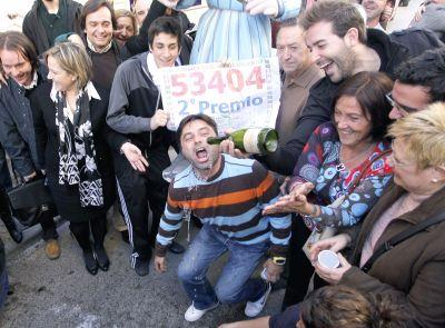 Inside 'El Gordo,' the world's largest lottery that's routinely worth billions