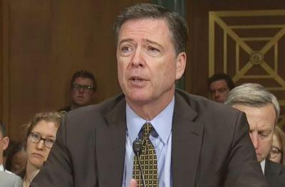 FBI Sends Letter to Senate Judiciary Committee to Clarify James Comey Testimony