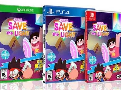 Steven Universe: Save the Light and OK K.O.! Let's Play Heroes Retail Bundle Coming This Fall
