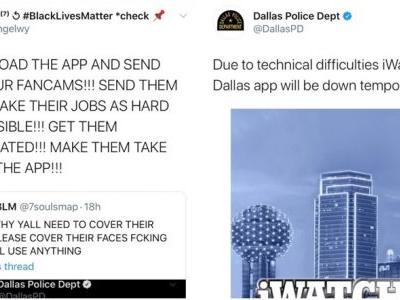 K-pop stans are stopping protest snitches by spamming police app