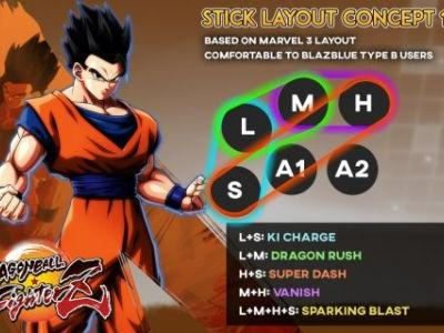 Coming from Marvel or Street Fighter to Dragon Ball FighterZ? Here are button layouts you should consider
