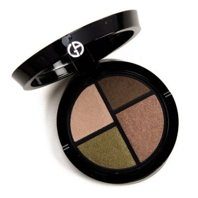 Giorgio Armani Incognito (06) Eye Quattro Eyeshadow Palette Review & Swatches