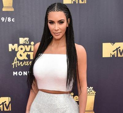 Kim Needs to Cool It With the Braids + More of the Kardashian Fam's Offensive Ways