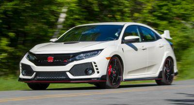 2017 Honda Civic Type R Reaches Canada From $40,890