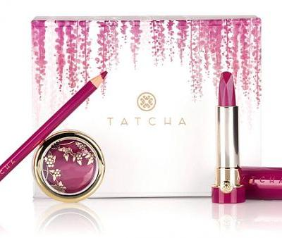 Tatcha's Limited-Edition Lip Collection Hits Tomorrow and It's Everything You Need for Spring
