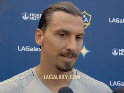 I want to play football for as long as I can - Zlatan