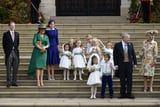 No Awkwardness Here! Prince Andrew and Sarah Ferguson Show a United Front at Eugenie's Wedding