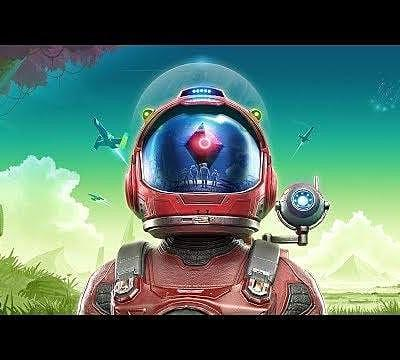 No Man's Sky VR Announced, Part of Beyond Expansion